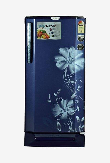 Godrej RD EdgePro 190 PD 3.2 190L 3S Refrigerator(Iris Blue)