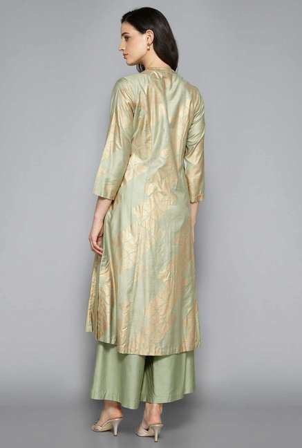 Zuba by Westside Green Kurta
