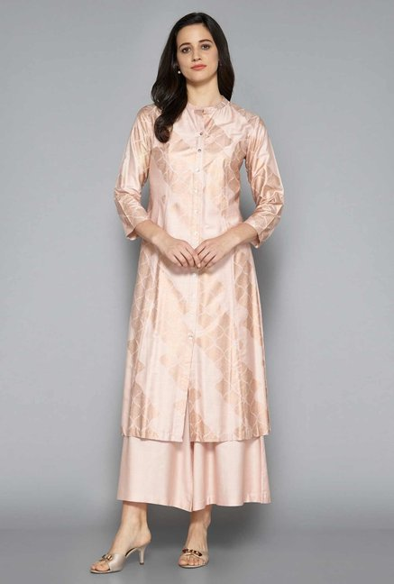 Zuba by Westside Pink Kurta
