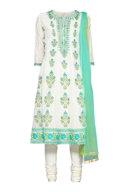 Vark by Westside Off-white Ethnic Set