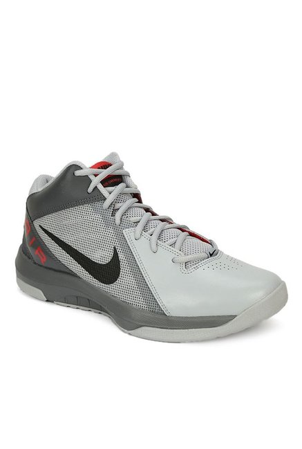 08e2e9579da Buy Nike Air Overplay IX Grey Basketball Shoes for Men at Best Price ...