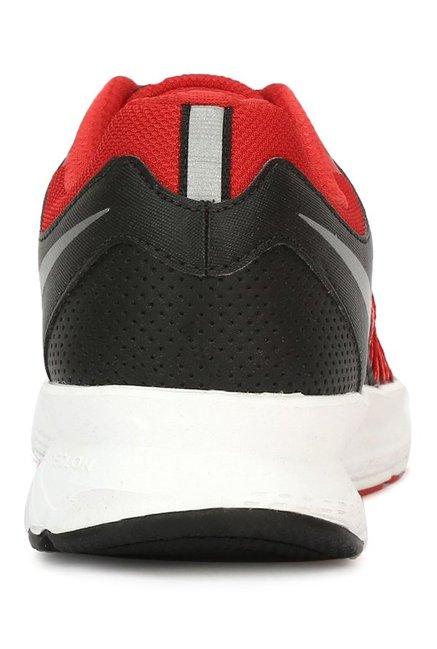 Nike Air Relentless 6 MSL Black & Red Running Shoes
