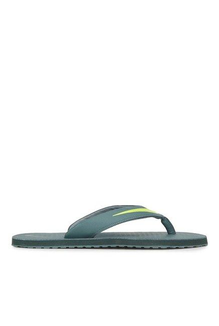 b8c4b182fa03 Buy Nike Chroma 5 Hasta   Bright Cactus Flip Flops for Men at Best ...
