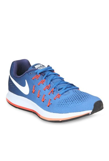 2f26f5174e6da Buy Nike Air Zoom Pegasus 33 Coastal Blue Running Shoes for Men ...
