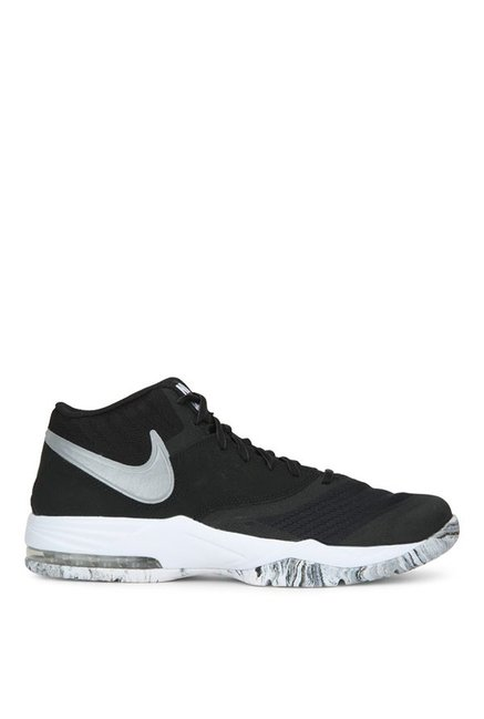 Nike Air Max Emergent Black Basketball Shoes