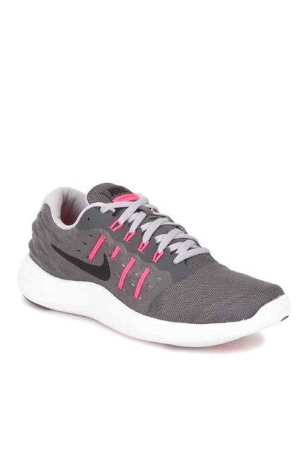 Nike Lunarstelos Dark Grey Running Shoes