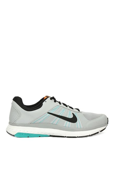aa1a76e1ae7f Buy Nike Dart 12 MSL Light Grey Running Shoes for Men at Best Price ...