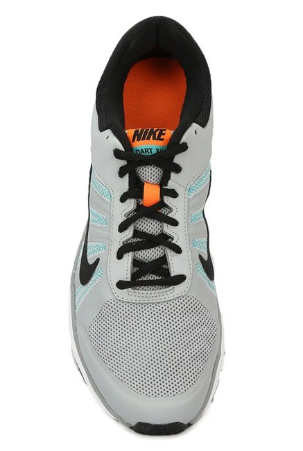 2fb56daa09e Buy Nike Dart 12 MSL Light Grey Running Shoes for Men at Best Price ...