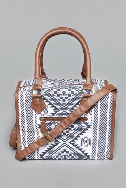 93739d18b6 Buy Westside Navy Ekta Tote Bag for Women Online   Tata CLiQ