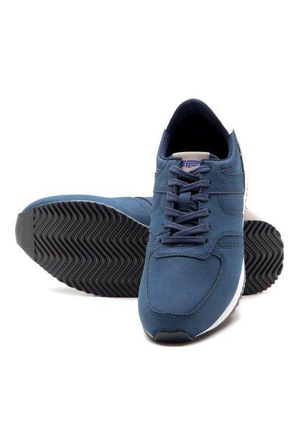 Buy Red Tape Blue \u0026 Beige Sneakers for