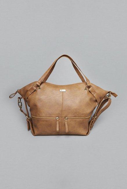 Lov By Westside Tan Forever Hobo Bag