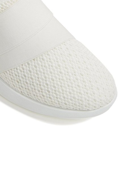 Aldo Fascia White Casual Shoes