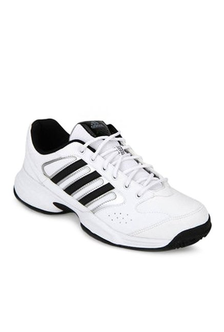 fe77d67af25 Buy Adidas White Tennis Shoes for Men at Best Price   Tata CLiQ
