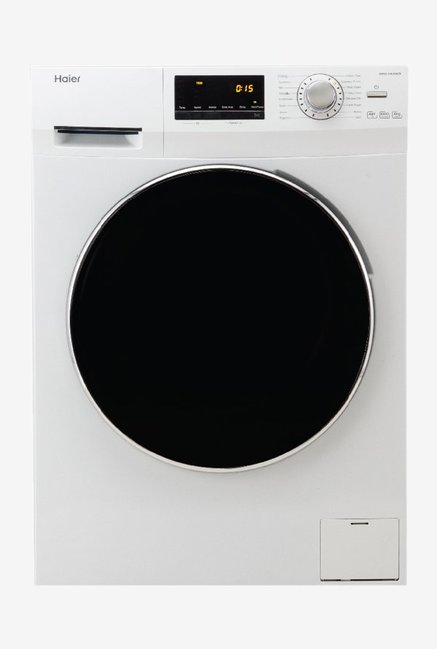 Haier HW60 10636NZP 6 Kg Fully Automatic Front Load Washing Machine  White