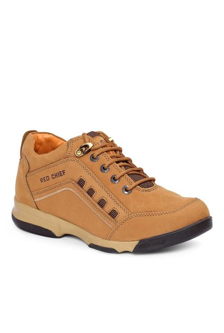 Red Chief Rust Casual Shoes