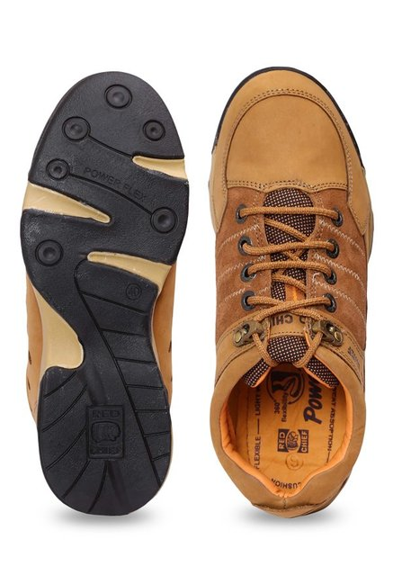 Red Chief Camel Casual Shoes