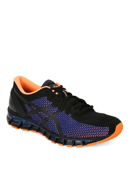 info for 6689e a3b67 Buy Asics Gel-Quantum 360 CM Black   Purple Running Shoes for Men at Best  Price   Tata CLiQ