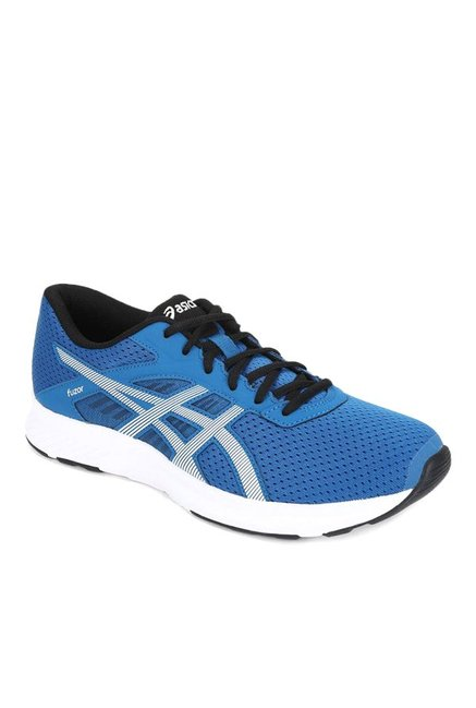 Buy Asics Fuzor Blue Running Shoes for Men at Best Price