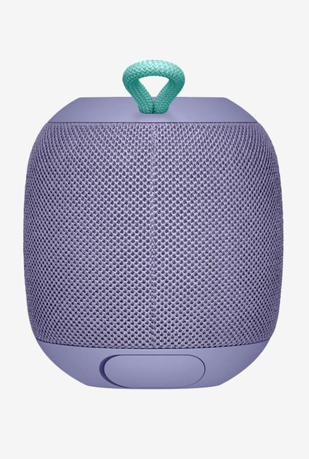Ultimate Ears Wonderboom Bluetooth Speaker (Lilac)
