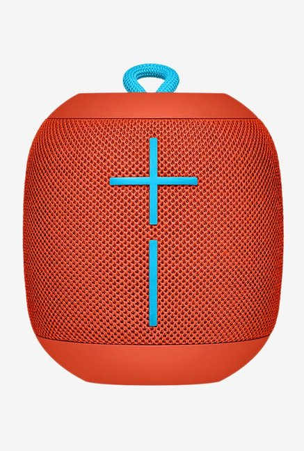 Ultimate Ears Wonderboom Bluetooth Speaker (Fireball)