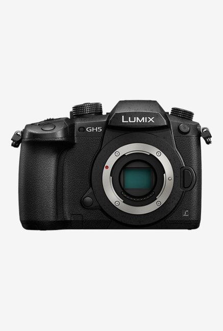 Panasonic Lumix DC GH5GA 20.3 MP DSLR Camera  Body Only