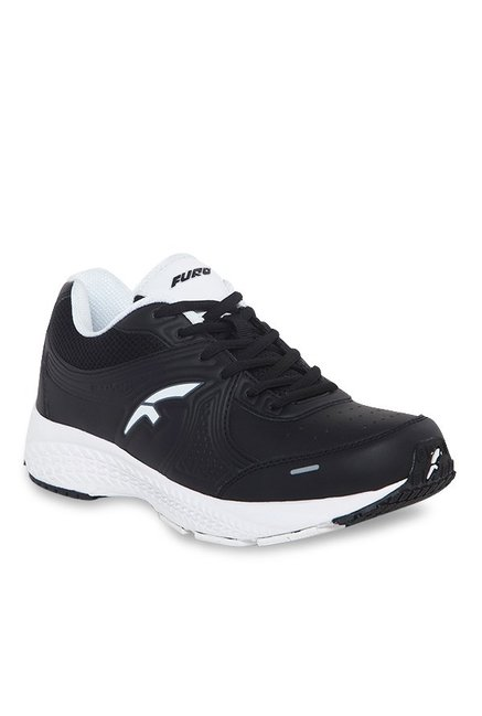 93bd2310d84 Buy Furo by Red Chief Black   White Running Shoes for Men at Best ...