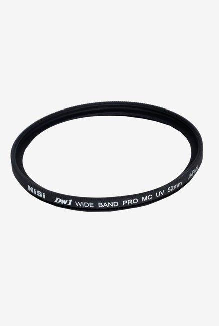 Nisi 52 mm Ultra Violet Filter (Black)
