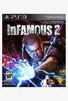 PS3 Infamous 2 Standard Edition Game