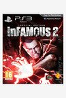 PS3 Infamous 2 Special Edition Game