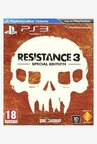 PS3 Resistance 3 Special Edition Game