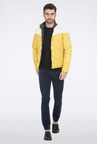 Basics Multicolor Reversible Biker Jacket