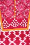 Soch Pink & White Cotton Kurta