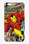 Macmerise Comic Ironman Pro Case for iPhone 6S Plus