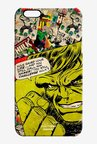 Macmerise Comic Hulk Pro Case for iPhone 6S Plus