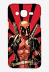 Macmerise Smart Ass Deadpool Sublime Case for Samsung J7