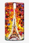 Macmerise Artistic Eifel Sublime Case for Oneplus One