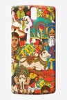 Macmerise Namaste India Sublime Case for Oneplus One