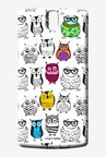 Macmerise Owl Art Sublime Case for Oneplus One