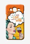 Macmerise Miss Wine Sublime Case for Samsung J7