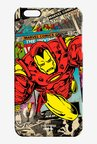 Macmerise Comic Ironman Pro Case for iPhone 6 Plus