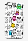 Macmerise Owl Art Pro Case for iPhone 6S
