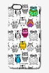 Macmerise Owl Art Pro Case for iPhone 6