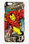 Macmerise Comic Ironman Pro Case for iPhone 6S