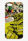 Macmerise Comic Hulk Pro Case for iPhone 5/5S