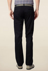 Peter England Black Slim Fit Chinos