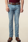 Peter England Light Blue Jeans