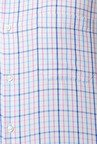 Peter England Blue Full Sleeves Shirt