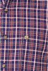 Peter England Multicolored Checks Casual Shirt