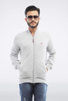 Allen Solly Grey Sweatshirt