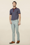 Van Heusen Sky Blue Slim Fit Jeans